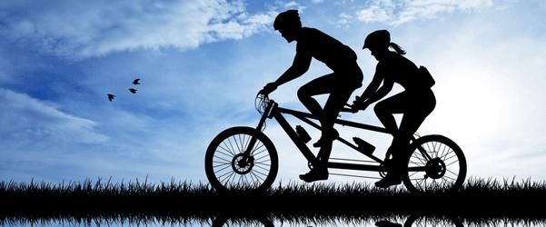 être en sécurité sur son vélo