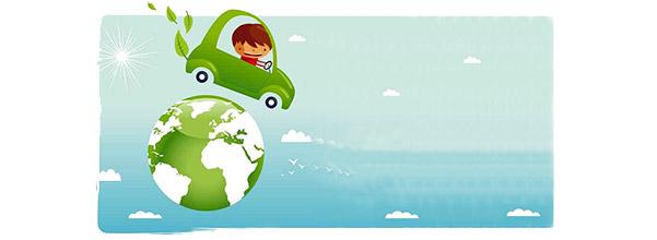 vignette verte pour voiture ecolo