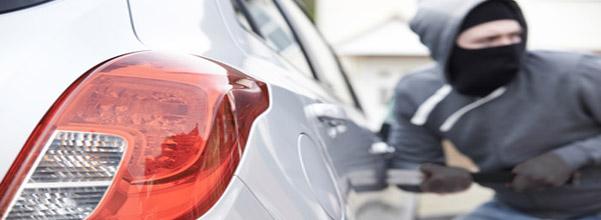 Les voitures les plus volées en France