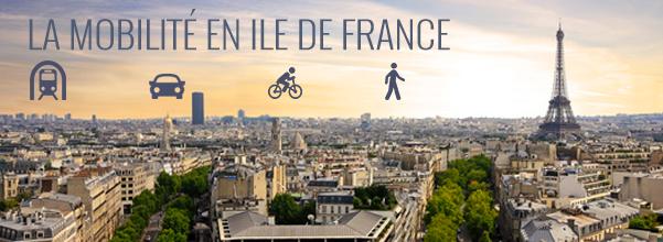 comment circule t-on en ile de France