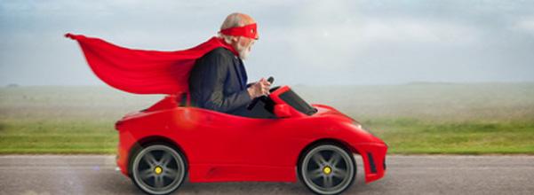 Les seniors et la sécurité routière