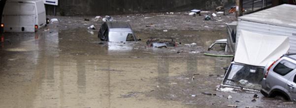 Voitures inondées : sommes-nous bien assurés ?