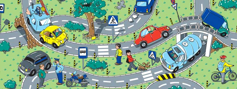 infractions au code de la route