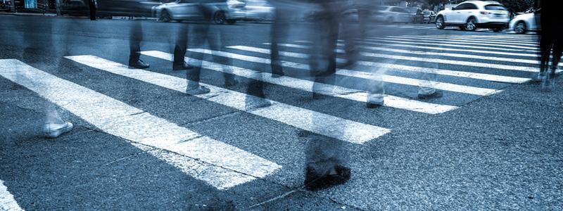 Sécurité routièreet heure d'hiver : attention à la visibilité