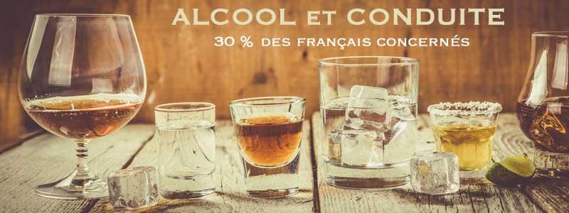 alcool au volant , 30 % des français concernées
