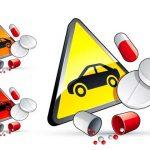 3 pictogrammes medicament et conduite