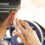 Les conducteurs sont moins prudents sur les trajets professionnels