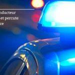 Nancy : ivre, un conducteur grille un feu rouge et percute une voiture de police