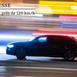 Toulouse : flashé à près de 120 km/h, il souhaitait «nettoyer son filtre à particules»