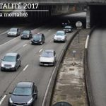 Baisse de 1,2 % de la mortalité routière en 2017