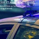 Barbezieux : un automobiliste se fait contrôler à 184 km/h et avec 0,5g d'alcool