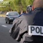 Epinal : un jeune permis flashé à 149 km/h
