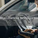 Nouveau contrôle technique 2018