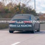 Voitures-radars : l'activité progresse dans la Manche