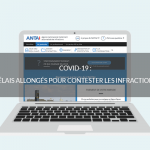 Covid-19 : délais allongés pour contester les infractions